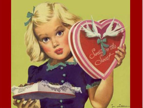 vintage_valentines_day_blonde_girl_w_chocolates_postcard-p239223526936170185en8sh_325