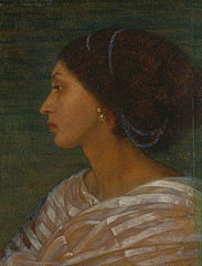 mulatto woman