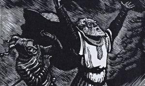 King Lear, 1950. Artist: Goncharov, Andrei Dmitrievich (1903-1979)