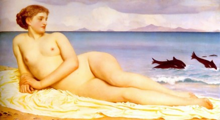 LORD-FREDERIC-LEIGHTON-ACTAEA-THE-NYMPH-OF-THE-SHORE