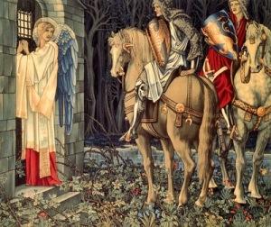 The Failure of Sir Gawain by William Morris