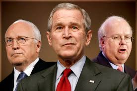 bush cheney rove