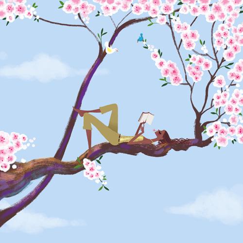 spring tree read