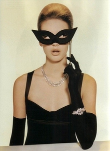 vintage mask