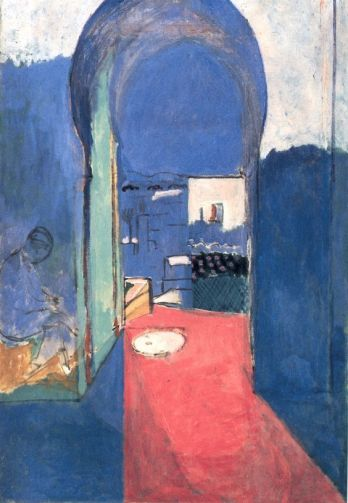 Matisse door