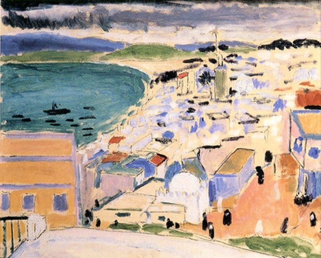 Tangier Matisse